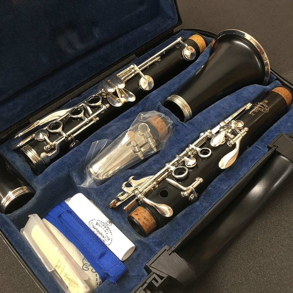 Buffet B12 Hire Clarinet
