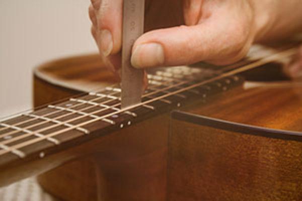 Acoustic Guitar Set-ups