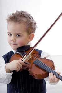 Measuring a Violin - Correct Size