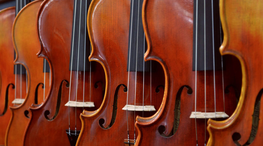 Violin, Viola & Cello Sizing Guide