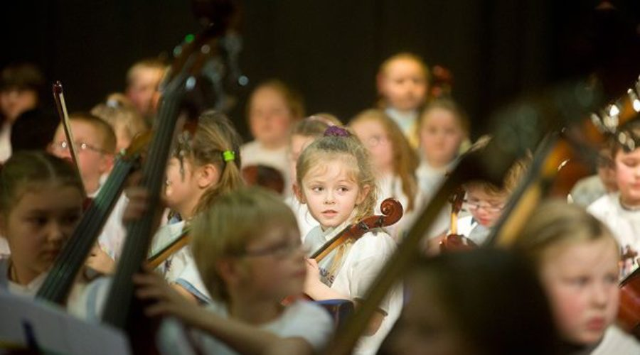 Is learning an instrument good for children?
