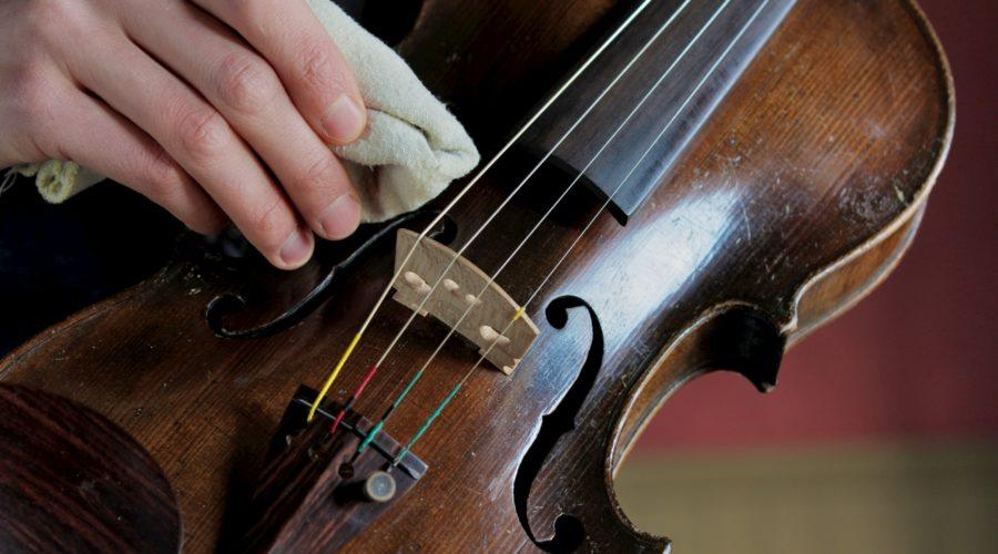 Violin, Viola & Cello Care & Maintenance