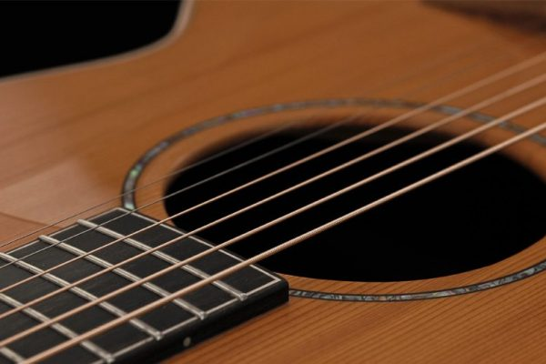 Acoustic Guitar Sound Hole
