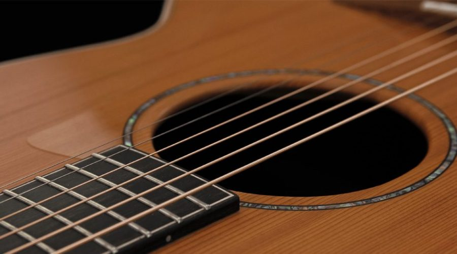 Acoustic Guitar Glossary