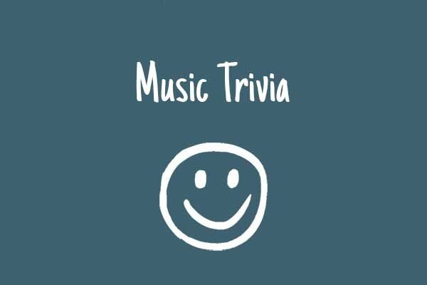 Music Trivia Facts