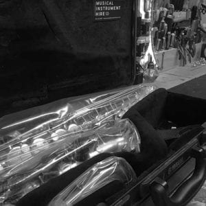 What makes us different - Saxophone Wrapped & Ready To Go