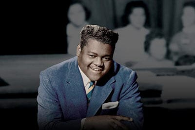 Fats Domino - Interesting Facts