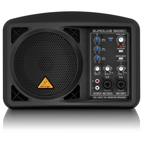 Behringer Eurolive Active 150W PA Monitor