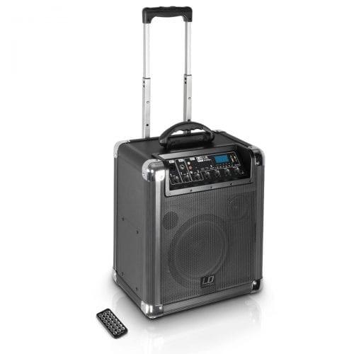 LD RoadJack Portable PA Hire