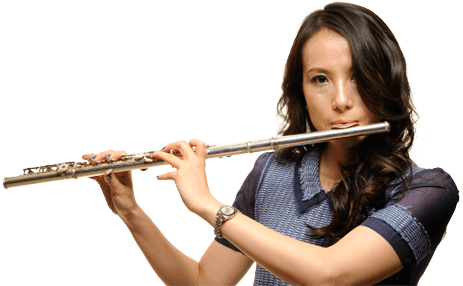 Your First Flute Lesson