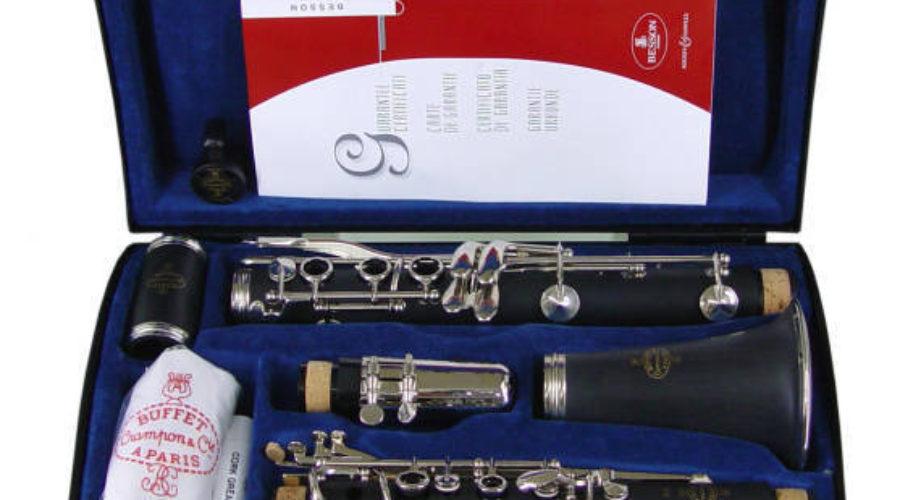 Buffet B12 Clarinet Review