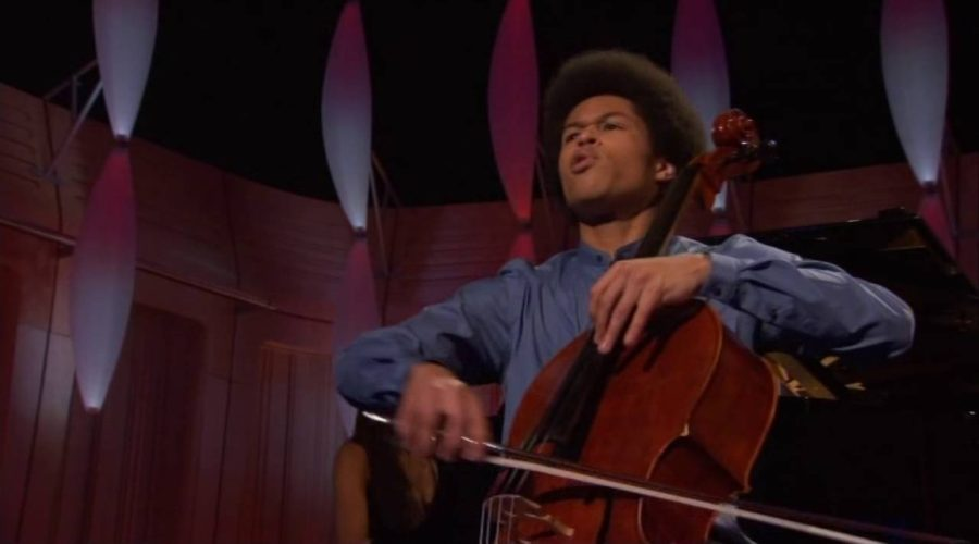 Sheku Kanneh-Mason – Cellist