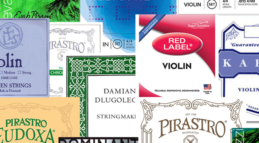 Violin Strings – What are the differences?