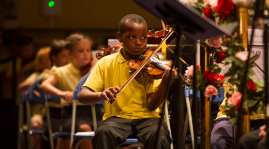 In Harmony – Music Education Project