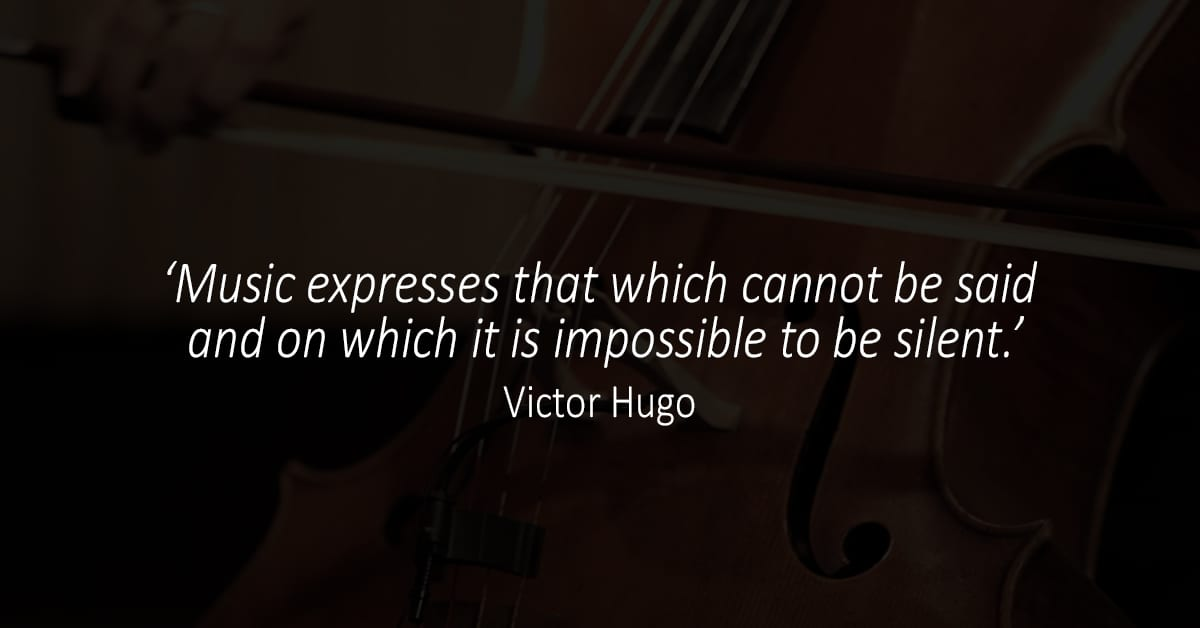Great Musical Quotes Musical Instrument Hire Co