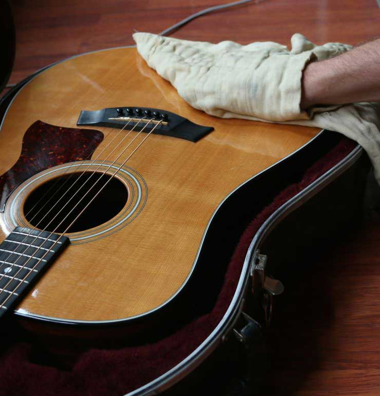 Acoustic Guitar Care & Maintenance