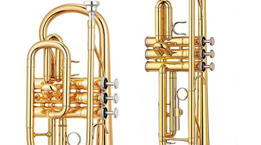 Trumpet V's Cornet  – What is the difference?