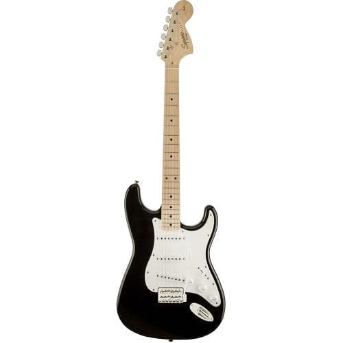 Squier Strat Affinity Electric Guitar & Amp By Fender