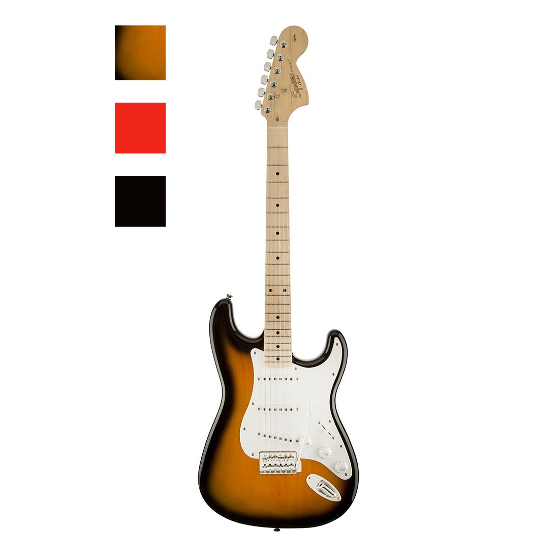 squier strat affinity electric guitar amp by fender musical instrument hire co. Black Bedroom Furniture Sets. Home Design Ideas