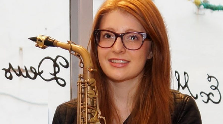 Jess Gillam – The Saxophonist