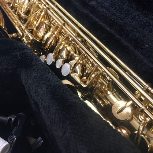 Reconditioned Jupiter 567 Series Alto Saxophone
