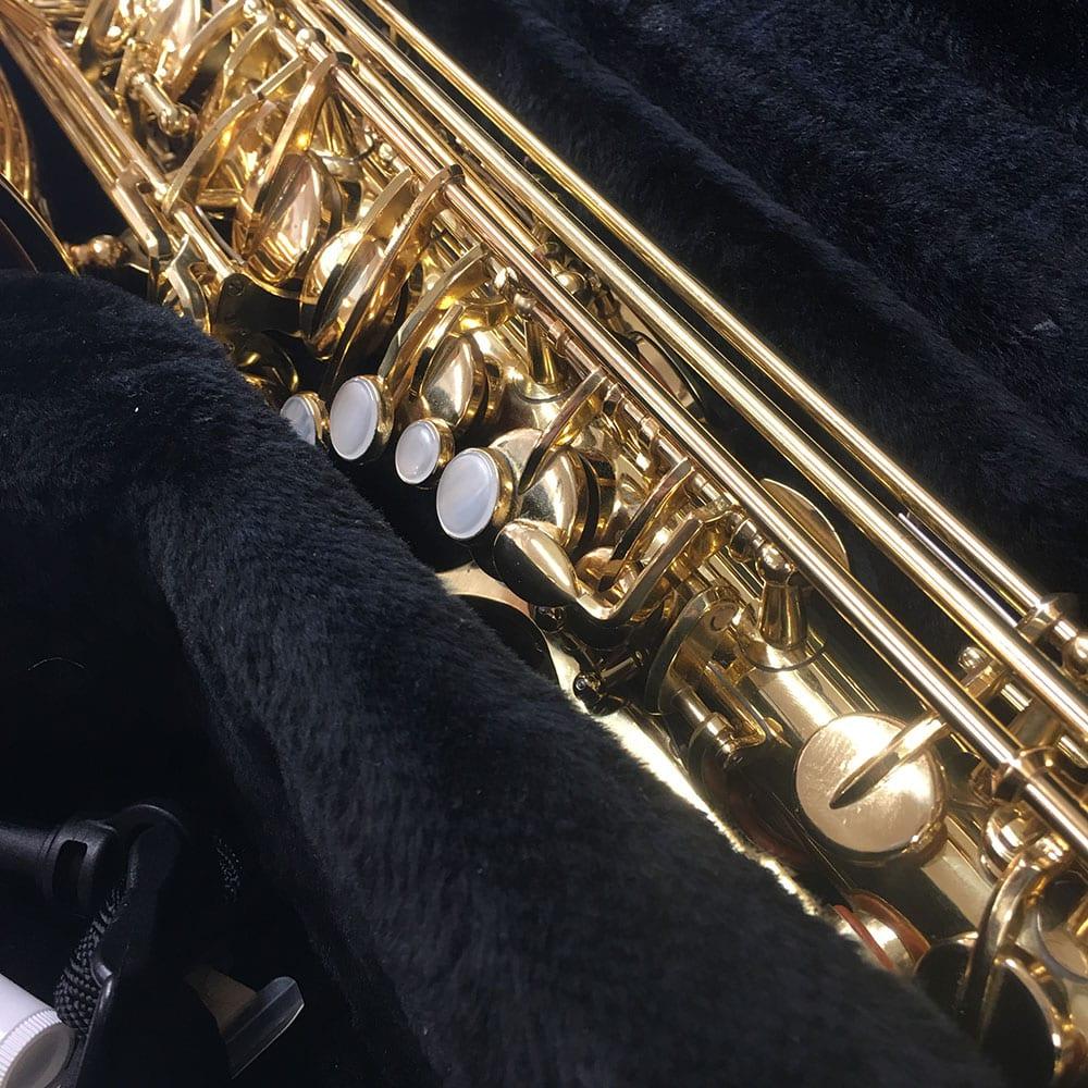 Reconditioned Jupiter Saxophone