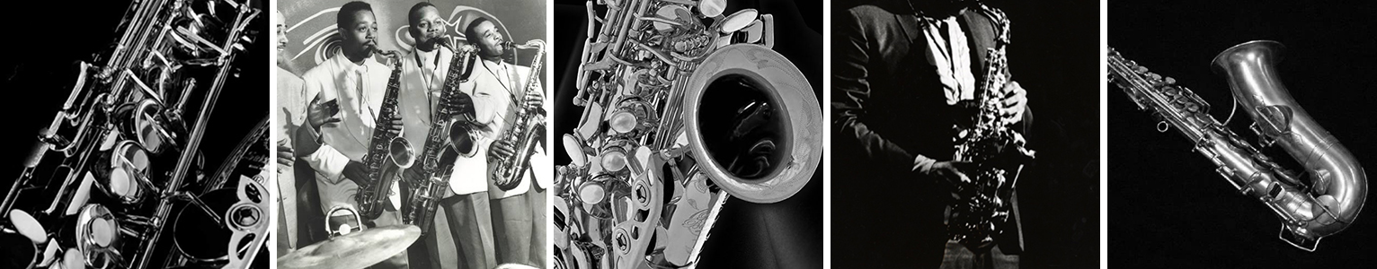 Reconditioned Saxophone