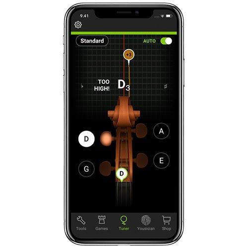 Violin Tuning App