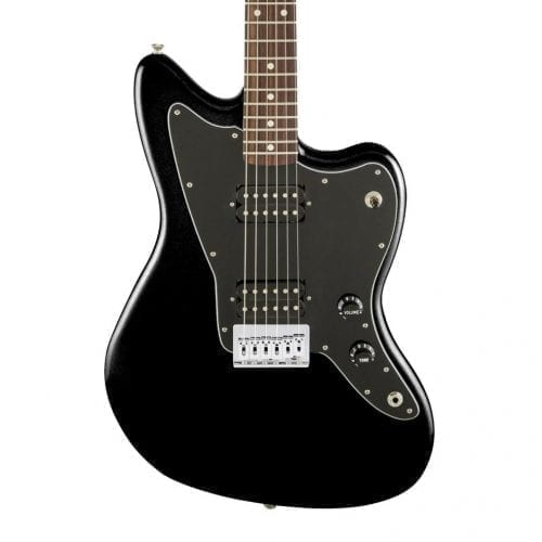 Squier Jazzmaster Affinity Electric Guitar & Amp By Fender