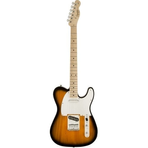Squier Tele Affinity Electric Guitar & Amp By Fender