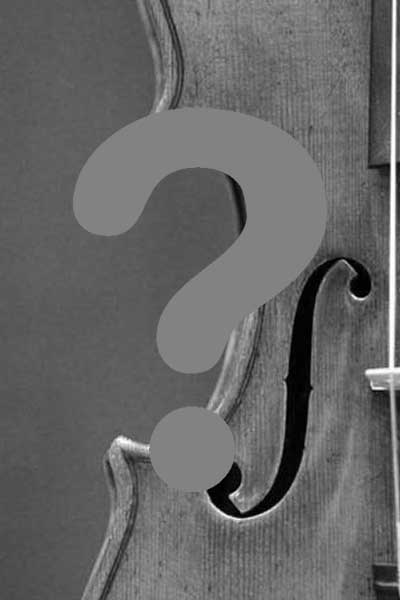 20 Most Frequently Asked Questions about the Violin