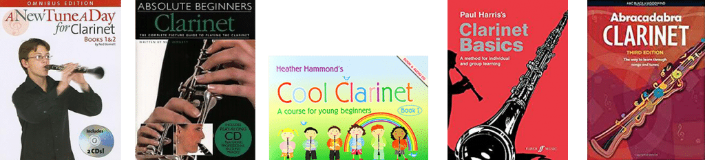 Best clarinet tutor book for beginners