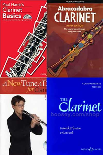 Best Clarinet Tutor Book
