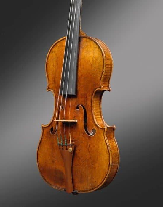 Antonio Stradivari Violin - Front