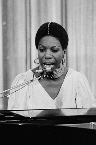 Nina Simone - 10 Interesting Facts